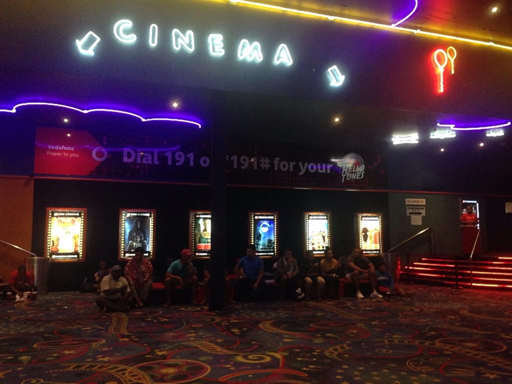 Why I Love Going To The Movies In Fiji Chantae Was Here