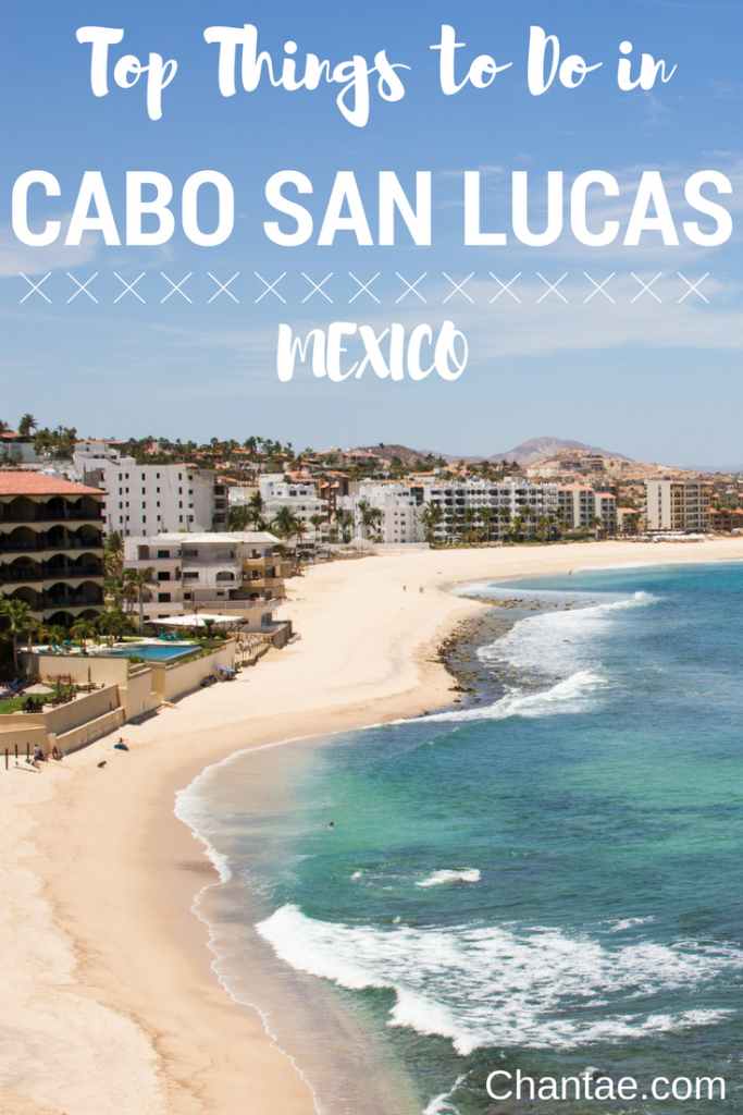 The top things to do in Cabo San Lucas, Mexico including where to party, the best beaches, the best adventure activities, where to eat, and more.