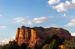 Mesa in Sedona Arizona