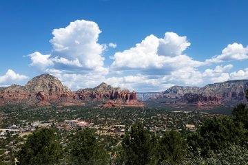 Airport Mesa in Sedona Arizona